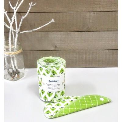Papiers hygiéniques lavables - Écotidien - poissons